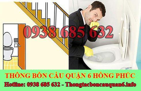 dịch vụ khử mùi nhà vệ sinh công ty Hồng Phúc