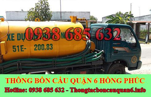 Số điện thoại hút hầm cầu giá rẻ 200k gọi 0938685632