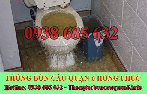 Thợ sữa bồn cầu toilet bị nghẹt giá rẻ 0938685632